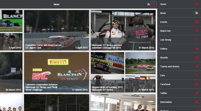 Blancpain GT Series screenshot 12