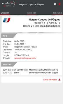 Blancpain GT Series screenshot 5