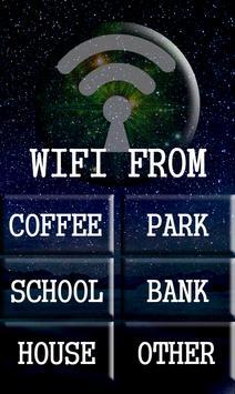 Hack Key Wifi Map screenshot 1