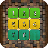Tile Puzzle: Numbers icon