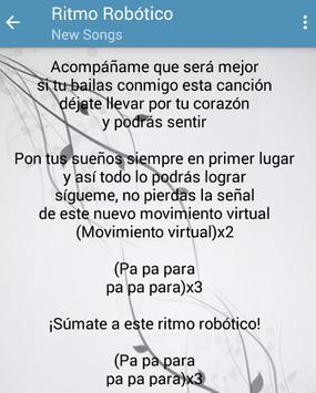Maria Gabriela de Faría songs screenshot 1