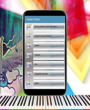 Ceylan Ertem şarkı apk screenshot