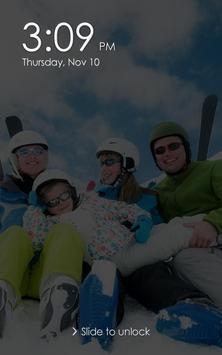 Family Photo Lock Screen screenshot 1