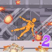 Ragdoll Crazy Bomb 2 icon