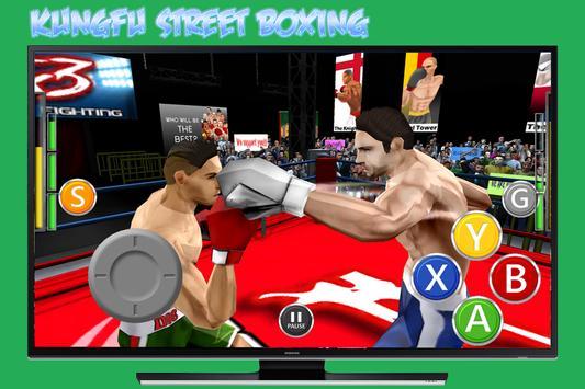 Kungfu Street Boxing apk screenshot