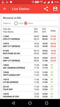 Indian Rail Live train, pnr, seats enquiry : TRES apk screenshot