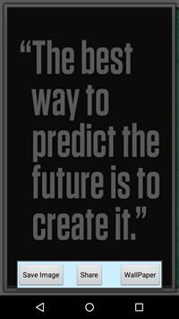Motivational Quotes Wallpapers screenshot 1