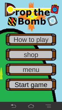 ドロップ ザ ボム - 爆弾連鎖パズルゲーム poster