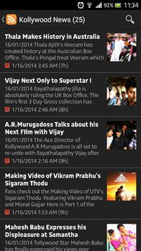 SS Music Kollywood News screenshot 2