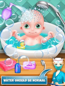 Mom Baby Emergency Pregnant Surgery Simulator screenshot 9