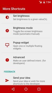 More Shortcuts ảnh chụp màn hình 3