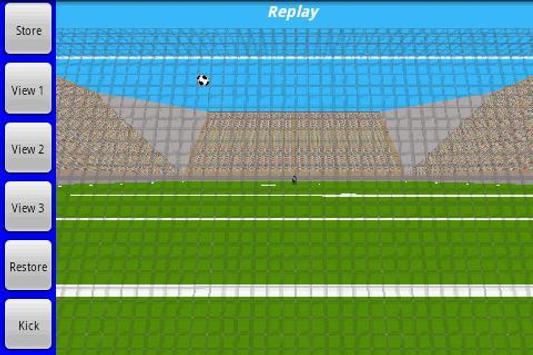 Curve Kick Junior apk screenshot