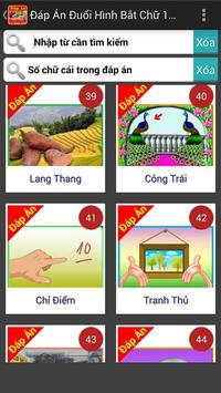 Dap An Duoi Hinh Bat Chu 2016 screenshot 4