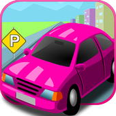 Crazy Parking 2017 icon