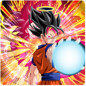 Super Power Goku Games icon