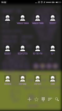 Wlamp Theme for Total Launcher apk screenshot