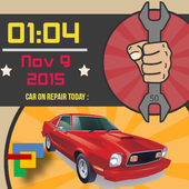 Dailycars Theme Total Launcher icon