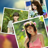 AmaMag - Photo Collage Frame icon