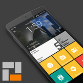 SquareHome 2 - Launcher: Windows style icon