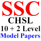 SSC CHSL Model Papers icon