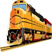 Find your train Indian Railway icon