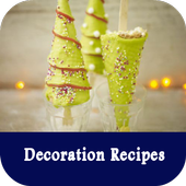 decoration recipes icon