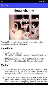 decoration recipes screenshot 2