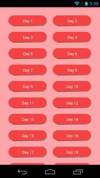 30 Day Tricep Dips Advanced apk screenshot