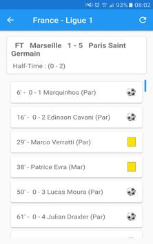 Ligue 1 / Ligue 2 France apk screenshot