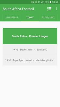 South African Premier Division poster