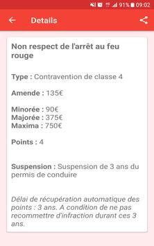 French Driving License screenshot 19