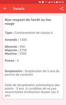 French Driving License screenshot 11