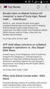 Philippines News poster