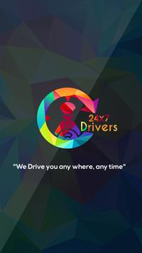 24X7 Drivers poster