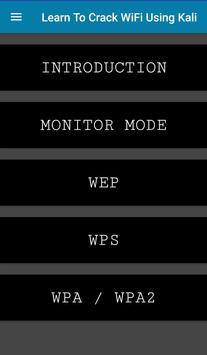 Learn To Crack WiFi Using Kali screenshot 2