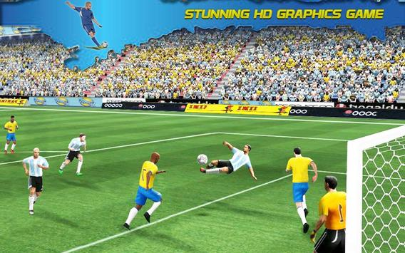 Play Football Game 2018 - Soccer Game poster