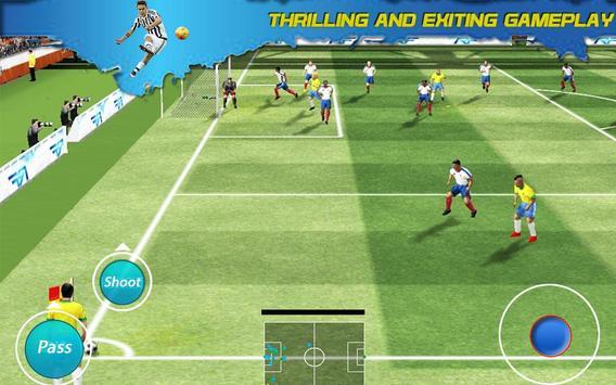 Play Football Game 2018 - Soccer Game screenshot 1