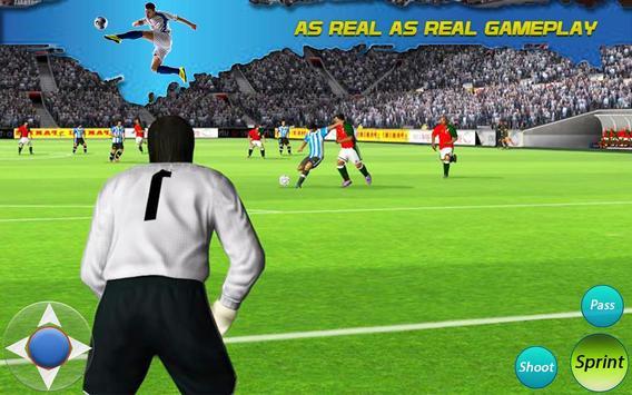 Play Football Game 2018 - Soccer Game screenshot 7