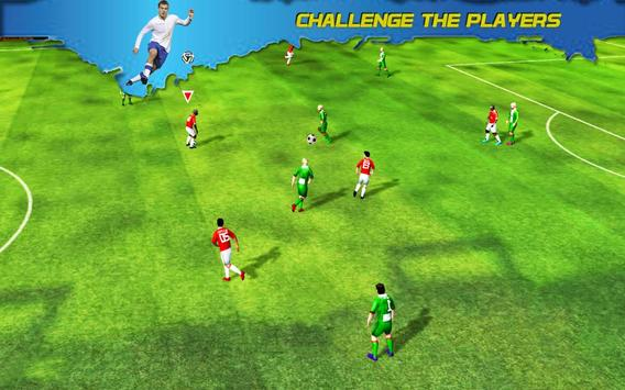 Play Football Game 2018 - Soccer Game screenshot 8