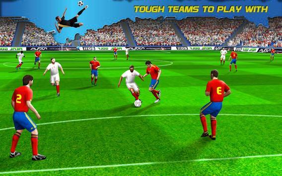 Play Football Game 2018 - Soccer Game screenshot 9