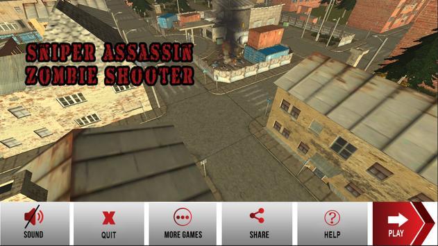 Dead Zombie Shooter : FPS Dead Trigger apk screenshot