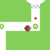 Tap Tap Dash : ZigZag Run Game icon
