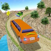 Real Limousine Car Driving Simulator icon
