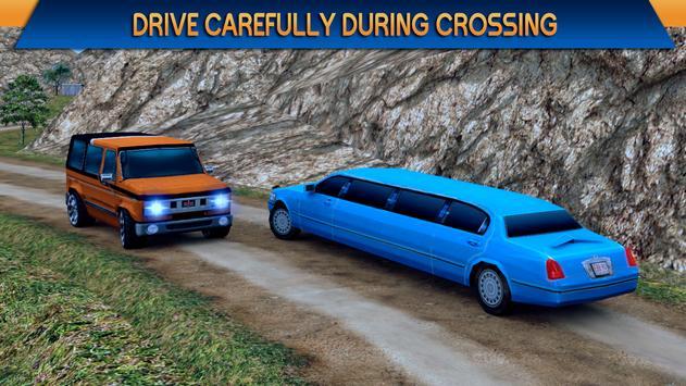 Real Limousine Car Driving Simulator screenshot 9