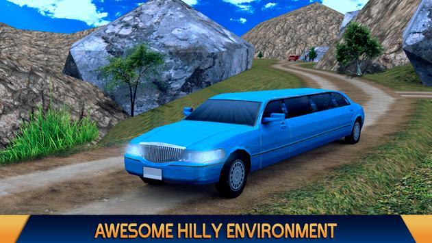Real Limousine Car Driving Simulator screenshot 11