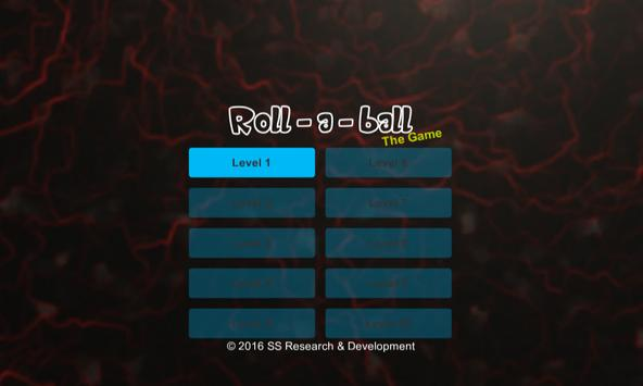 Roll a Ball Demo apk screenshot