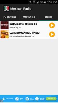 Mexican Radio Stream Online screenshot 4