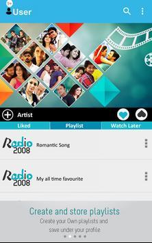 Radio2008 screenshot 2