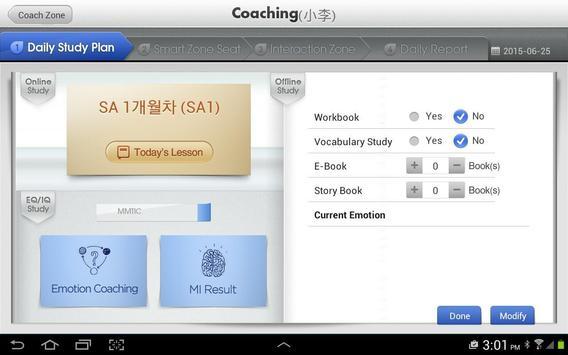 SMARTree Coach App screenshot 1