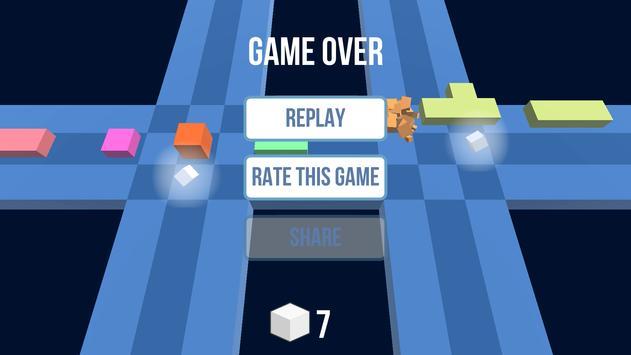 Dodgy Cubes apk screenshot